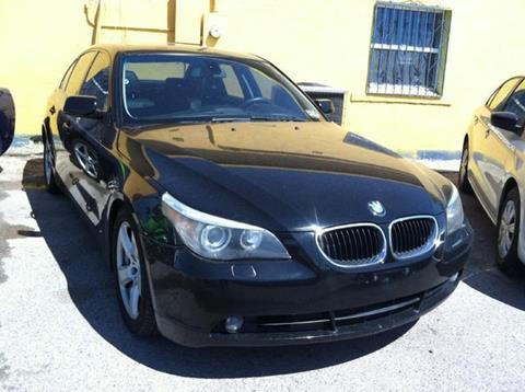 2004 BMW 5 Series for sale at Escar Auto in El Paso TX