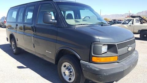 515c148966 2005 Chevrolet Express Passenger For Sale in Phoenix