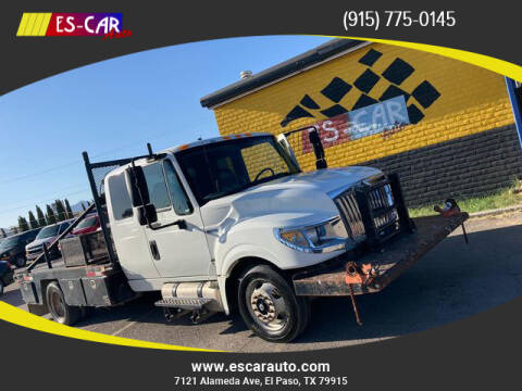 2014 International TerraStar for sale at Escar Auto - 9809 Montana Ave Lot in El Paso TX