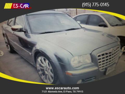 2005 Chrysler 300 for sale at Escar Auto in El Paso TX