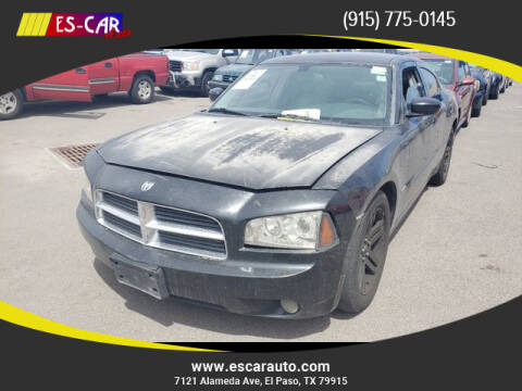 2006 Dodge Charger for sale at Escar Auto in El Paso TX