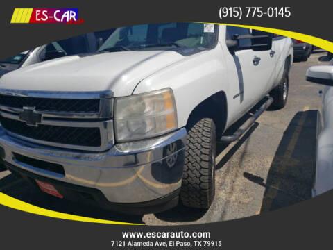 2011 Chevrolet Silverado 2500HD for sale at Escar Auto in El Paso TX