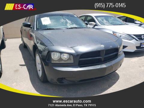 2008 Dodge Charger for sale at Escar Auto in El Paso TX