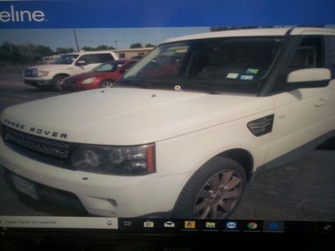 Land Rover El Paso >> Used Land Rover Range Rover For Sale in El Paso, TX