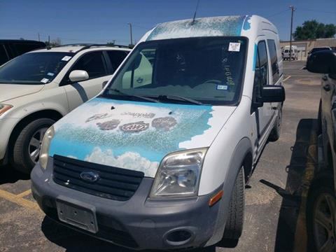 2012 Ford Transit Connect for sale in El Paso, TX