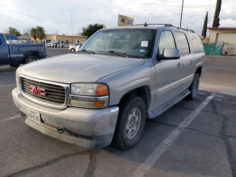 2006 GMC Yukon XL for sale in El Paso, TX
