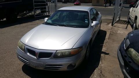 2001 Pontiac Bonneville for sale in El Paso, TX