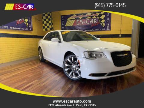 2017 Chrysler 300 for sale at Escar Auto in El Paso TX