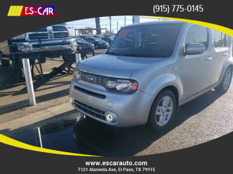 2009 Nissan cube for sale at Escar Auto in El Paso TX