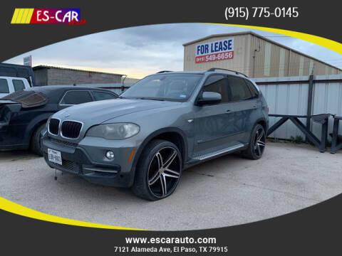 2007 BMW X5 for sale at Escar Auto in El Paso TX