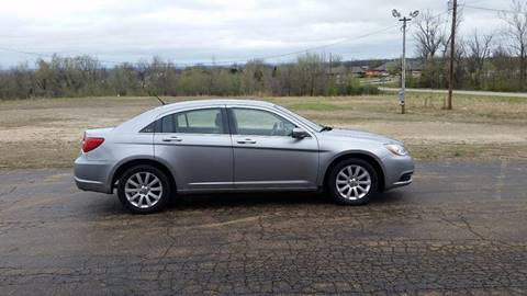 2013 Chrysler 200 for sale in Farmington, MO