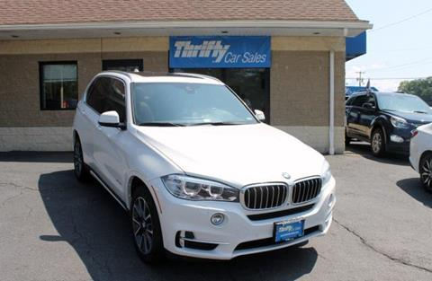 2017 BMW X5 for sale at Thrifty Car Sales Springfield in Springfield MA