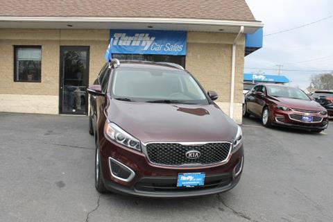 2016 Kia Sorento for sale at Thrifty Car Sales Springfield in Springfield MA