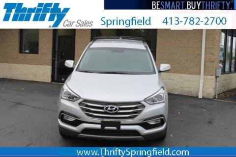 2017 Hyundai Santa Fe Sport for sale at Thrifty Car Sales Springfield in Springfield MA