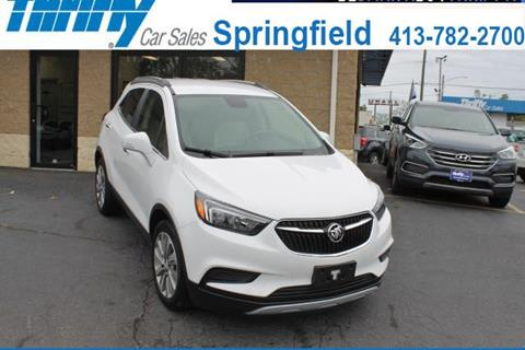 Car Dealerships Springfield Ma >> 2017 Buick Encore For Sale In Springfield Ma