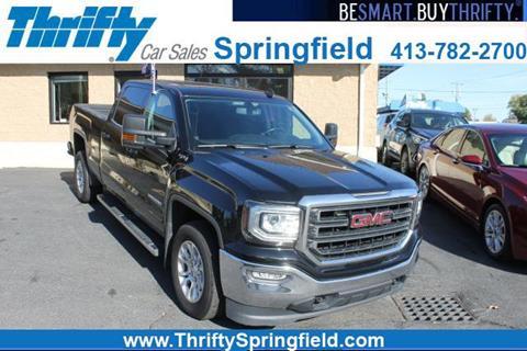 Car Dealerships Springfield Ma >> 2017 Gmc Sierra 1500 For Sale In Springfield Ma