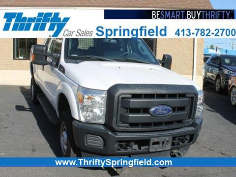 2016 Ford F-250 Super Duty for sale in Springfield, MA