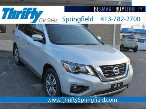 2017 Nissan Pathfinder for sale at Thrifty Car Sales Springfield in Springfield MA