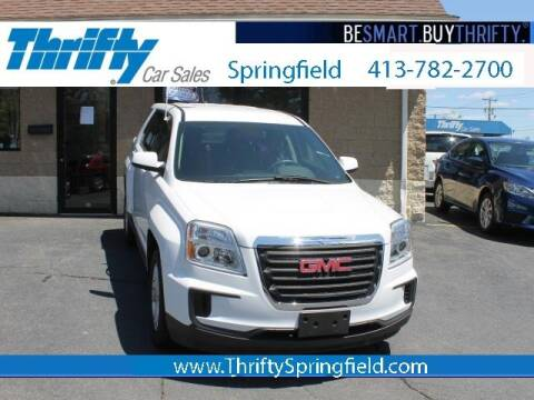 2017 GMC Terrain for sale at Thrifty Car Sales Springfield in Springfield MA