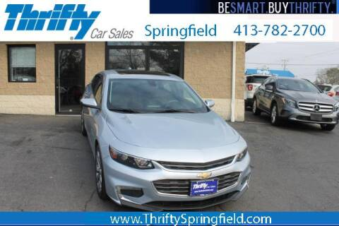 2017 Chevrolet Malibu for sale at Thrifty Car Sales Springfield in Springfield MA
