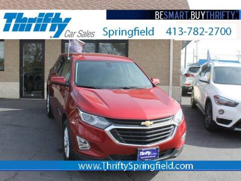 2018 Chevrolet Equinox for sale at Thrifty Car Sales Springfield in Springfield MA