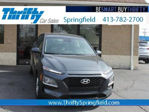 2019 Hyundai Kona for sale at Thrifty Car Sales Springfield in Springfield MA