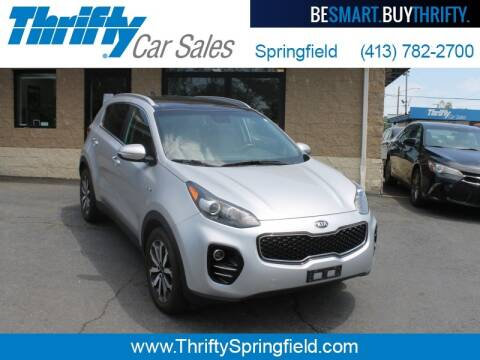 2017 Kia Sportage for sale at Thrifty Car Sales Springfield in Springfield MA