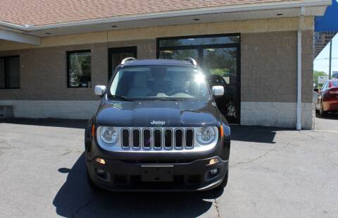 2016 Jeep Renegade for sale at Thrifty Car Sales Springfield in Springfield MA