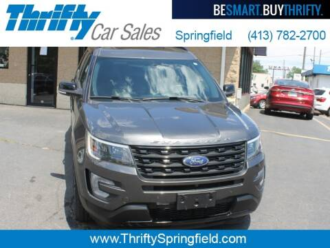 2017 Ford Explorer for sale at Thrifty Car Sales Springfield in Springfield MA
