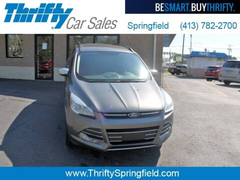 2014 Ford Escape for sale at Thrifty Car Sales Springfield in Springfield MA