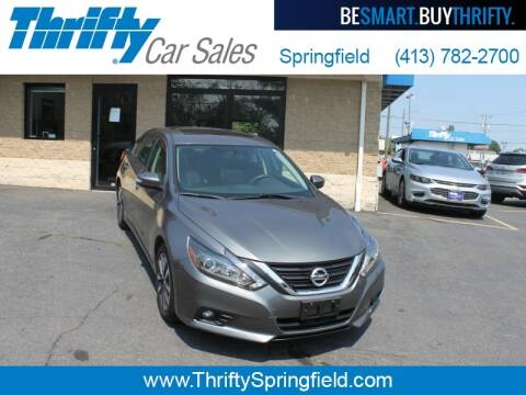 2017 Nissan Altima for sale at Thrifty Car Sales Springfield in Springfield MA
