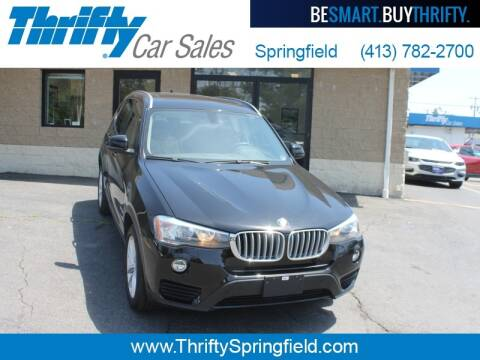2017 BMW X3 for sale at Thrifty Car Sales Springfield in Springfield MA