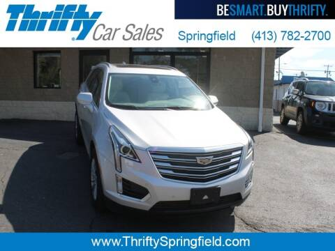 2017 Cadillac XT5 for sale at Thrifty Car Sales Springfield in Springfield MA