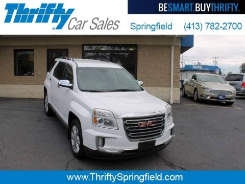 2016 GMC Terrain for sale at Thrifty Car Sales Springfield in Springfield MA