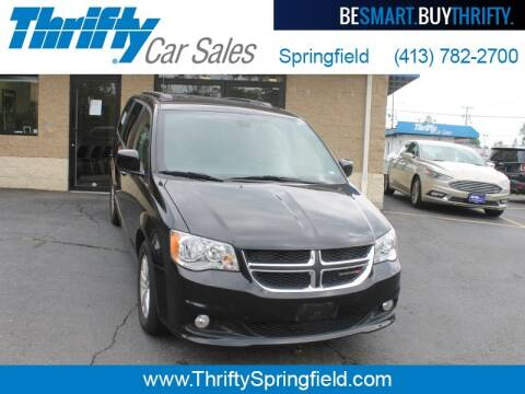 2019 Dodge Grand Caravan for sale at Thrifty Car Sales Springfield in Springfield MA
