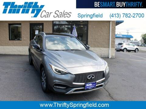 2018 Infiniti QX30 for sale at Thrifty Car Sales Springfield in Springfield MA