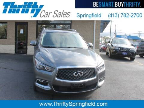2017 Infiniti QX60 for sale at Thrifty Car Sales Springfield in Springfield MA