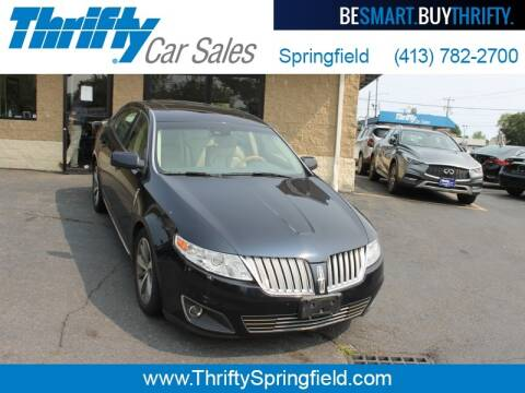 2009 Lincoln MKS for sale at Thrifty Car Sales Springfield in Springfield MA