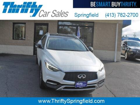 2017 Infiniti QX30 for sale at Thrifty Car Sales Springfield in Springfield MA