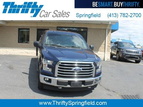 2017 Ford F-150 for sale at Thrifty Car Sales Springfield in Springfield MA