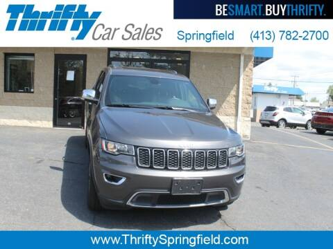 2017 Jeep Grand Cherokee for sale at Thrifty Car Sales Springfield in Springfield MA
