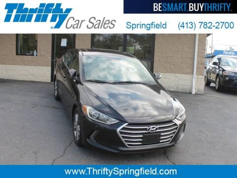 2017 Hyundai Elantra for sale at Thrifty Car Sales Springfield in Springfield MA