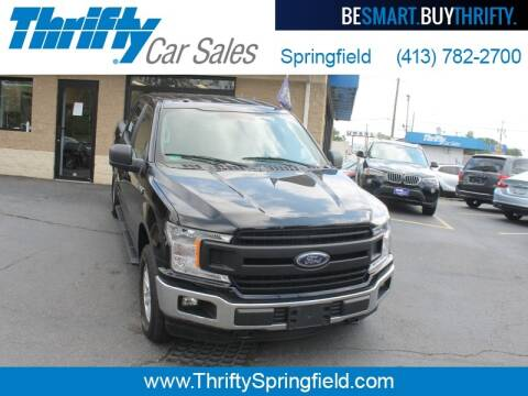 2018 Ford F-150 for sale at Thrifty Car Sales Springfield in Springfield MA