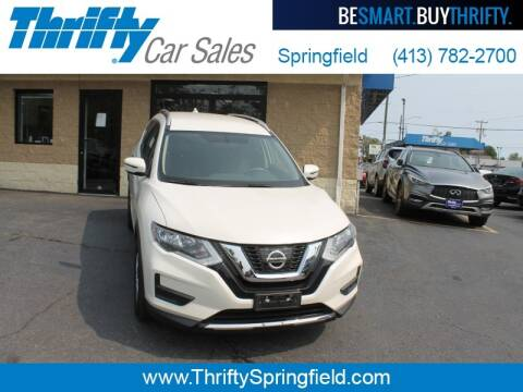 2017 Nissan Rogue for sale at Thrifty Car Sales Springfield in Springfield MA