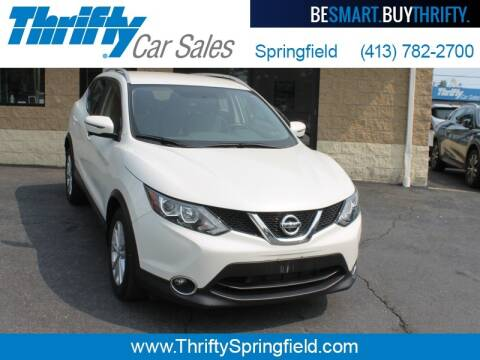 2017 Nissan Rogue Sport for sale at Thrifty Car Sales Springfield in Springfield MA