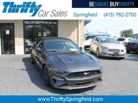 2020 Ford Mustang for sale at Thrifty Car Sales Springfield in Springfield MA