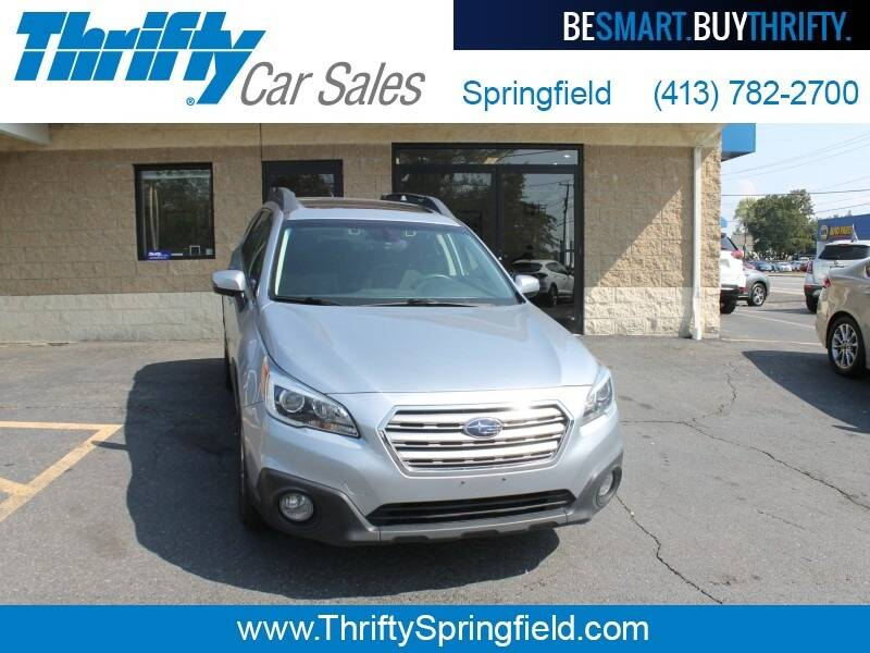 2017 Subaru Outback for sale at Thrifty Car Sales Springfield in Springfield MA