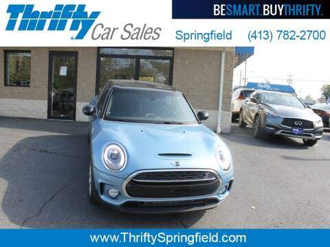 2017 MINI Clubman for sale at Thrifty Car Sales Springfield in Springfield MA