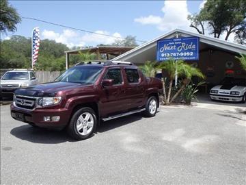 2011 Honda Ridgeline for sale at NEXT RIDE AUTO SALES INC in Tampa FL