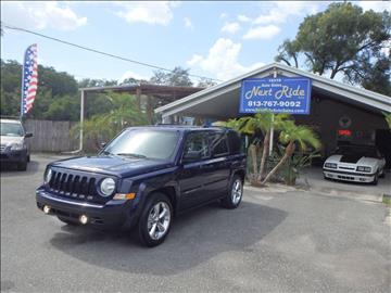 2014 Jeep Patriot for sale at NEXT RIDE AUTO SALES INC in Tampa FL